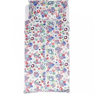 Lenzuolo C/Fed. Desigual Blue Summer 1 Pz. 61Dl8A2 5013