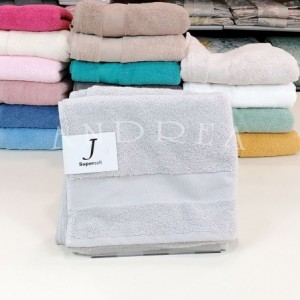 Pair of towels 1+1 jsupersoft PEARL color
