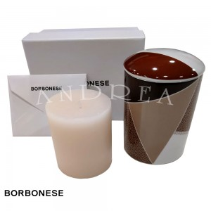 Portacandele Borbonese Trilogy Candle Holder