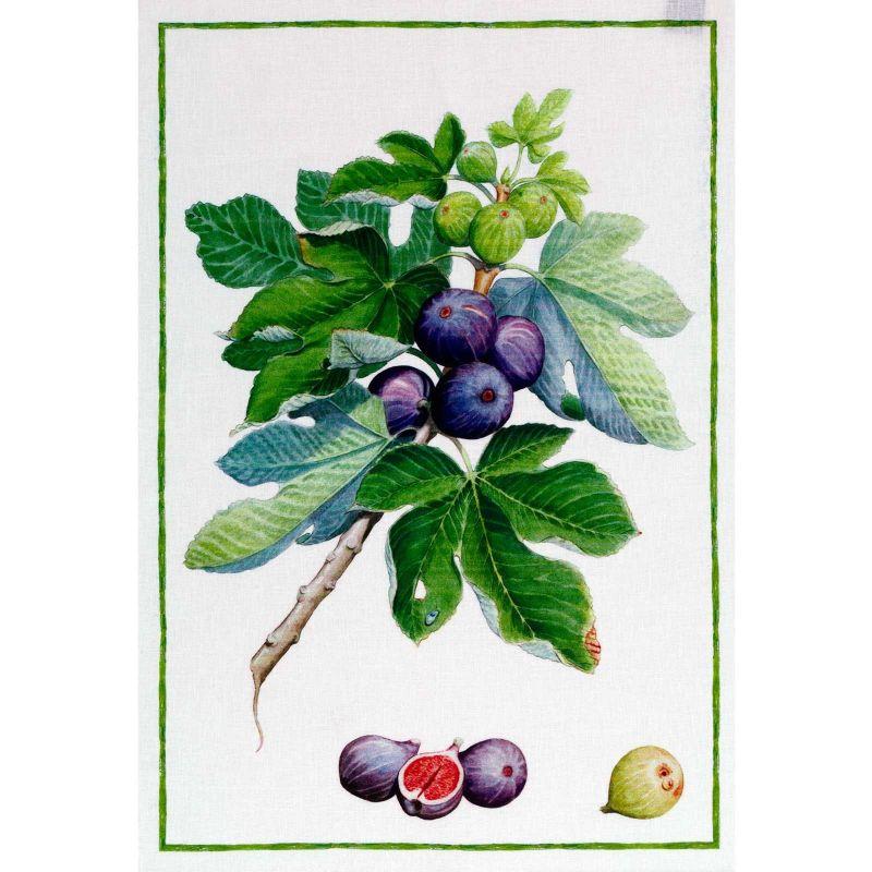 Dishcloth Demeter-Figs Linen Cm. 50X 70
