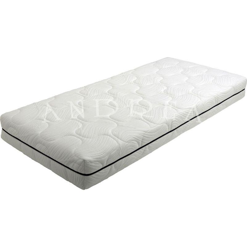 Materasso 1 piazza e mezzo in Memory Foam Ecomemory + Acquacell Morfeus Avant 120x200 cm