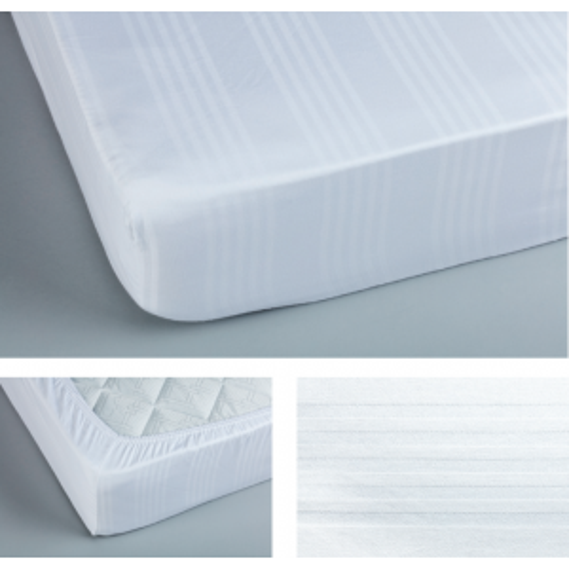 Square and half- Daltex Sleek mattress topper in...