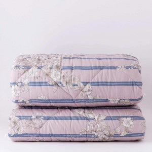 Quilt for Single bed Carillo Kate in Pink color