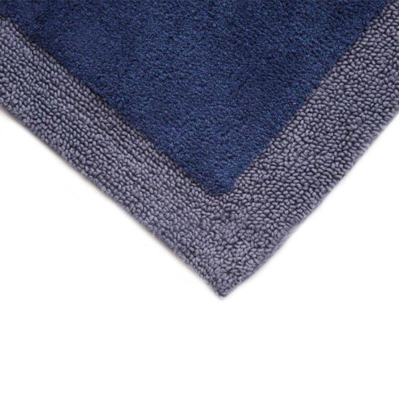 Tappeto Cavalieri Shade 60X90 cm colore Denim-Blu
