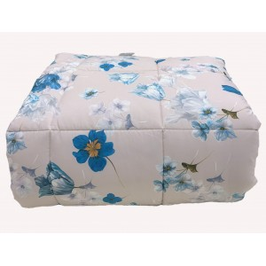 Double Quilt Svad Dondi Tulipani Sky color