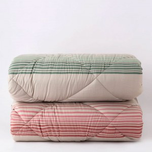 Quilt for Single bed Carillo Surf in Beige color